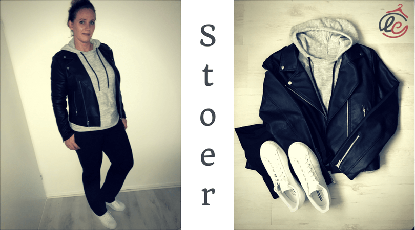 witte sneaker outfit winter vrouw