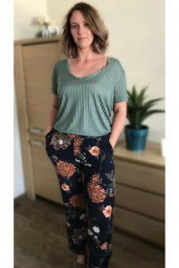 Flower power broek (2)
