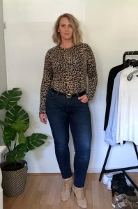 Marloes Rodriguez outfit inspiratie jeans